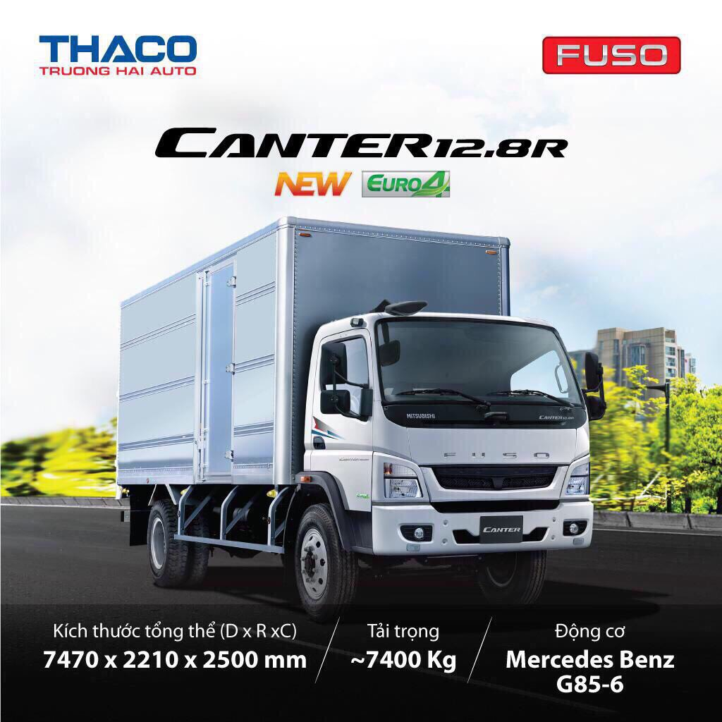 FUSO CANTER 12.8